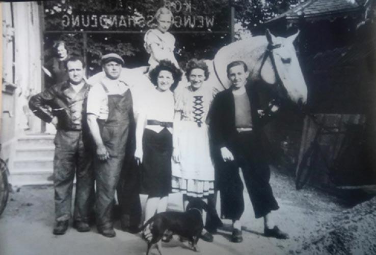 Une histoire familiale depuis 1912